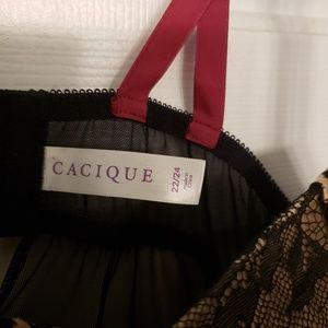 Cacique Intimates & Sleepwear - NWT lane Bryant cacique 2pc size 22/24